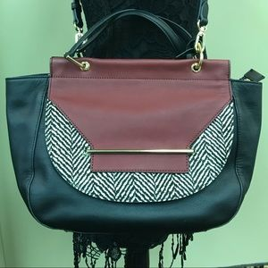 Fall favorite New Vince Camuto top handle bag.